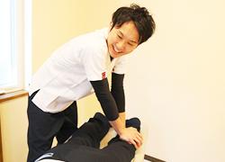 丸亀坂口鍼灸整骨院・整体院:交通事故のリハビリ写真